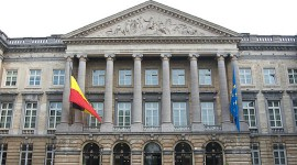 The Parliament of Belgium, my next exhibition room
