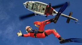 N0230 Search and Rescue Crewman descending from Helicopter.jpg