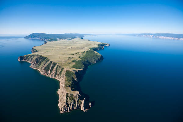 Baikal Lake World Heritage Site, Russia