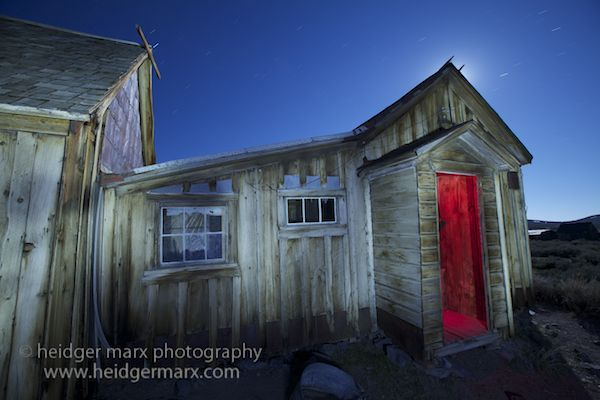 """Dolan House"" - Bodie State Historic Park, Bodie, CA"