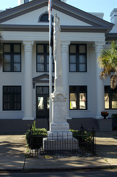 Confederate Monument, Monticello, Florida