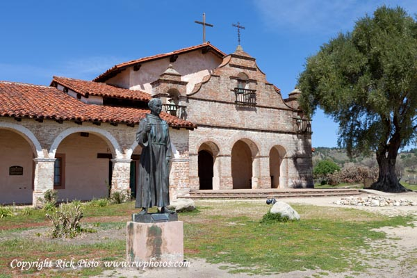 an analysis of the mission san antonio de padua the third mission in alta california Project gutenberg needs your donation  detailing his life from a humble home in the green mountains to the gold mines of california  felix antonio de brito.