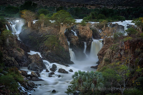 Epupa Waterfalls | African Nature & Landscape | Images