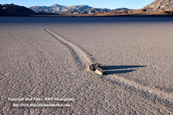 Sailing Stones Collide on the Racetrack Playa